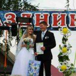 Супруги Наталья и Никита Патрушевы.