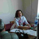Ольга Братухина, врач-кардиолог Кировской областной клинической больницы. ФОТО АВТОРА. «ВТ»,